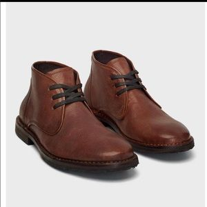 NWT/Box John Varvatos Portland Boots OFFERSWELCOME